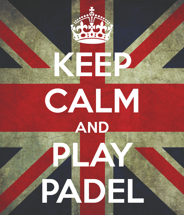 keep calm and play padel 92 日本パデル nipponpadel