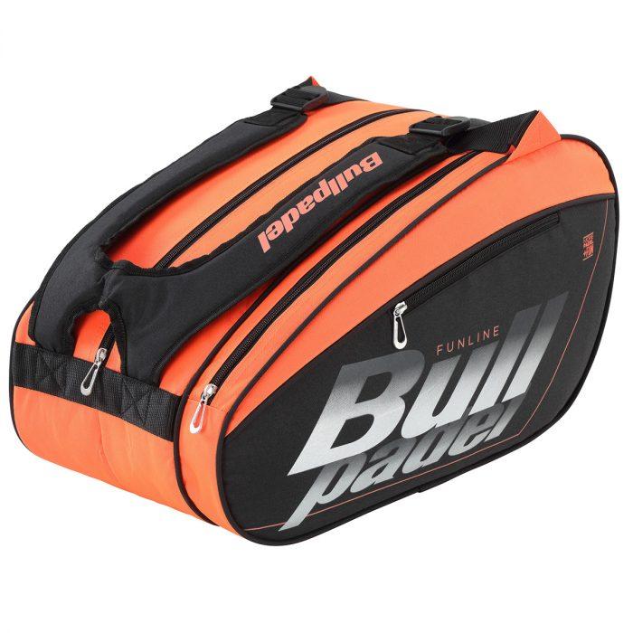 BULLPADEL BAG コンパクト 2019 オレンジ
