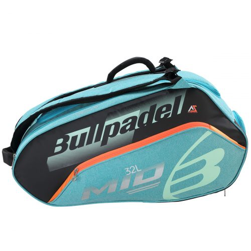 BULLPADEL MID BAG 2020 BLUE