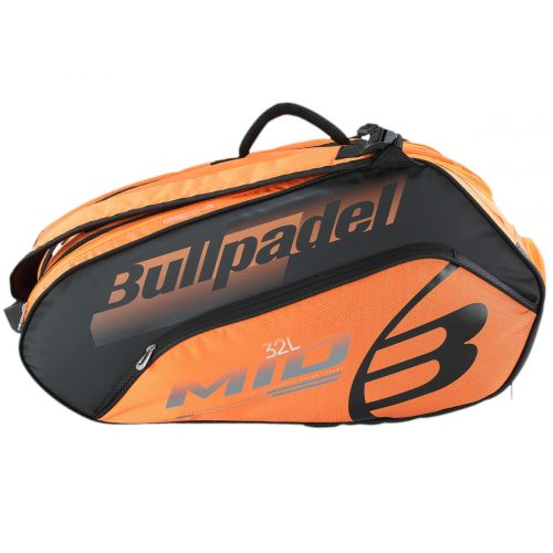 BULLPADEL MID BAG 2020 ORANGE